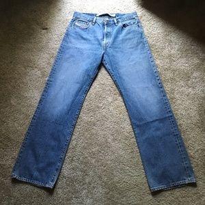 Diesel Blue Denim Jeans Type RR55 - 33x32